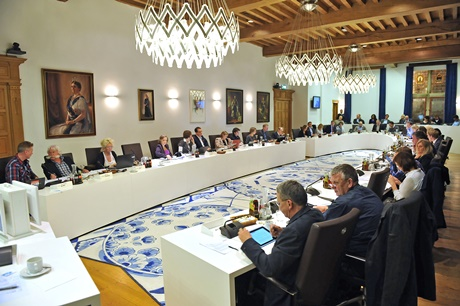 Commissies over begroting