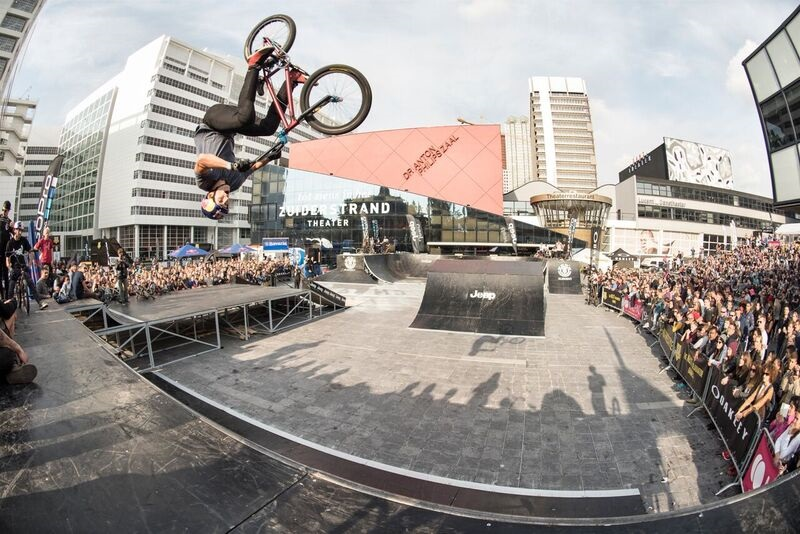 The Hague Pro Freestyle festival